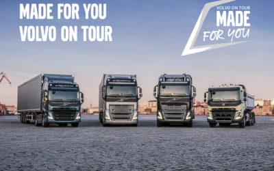 Made for you Volvo on tour